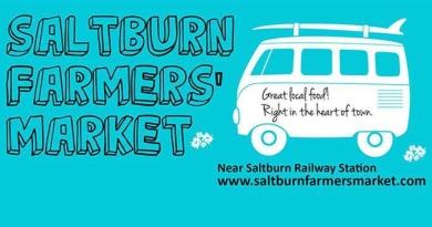 saltburn farmer's market
