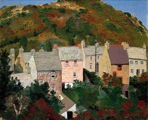 Solva by Cedric Lockwiood Morris