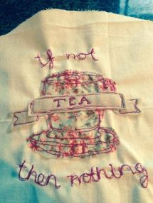 if not tea teacosy